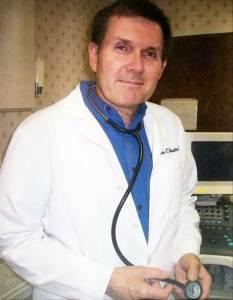 Dr James Austin