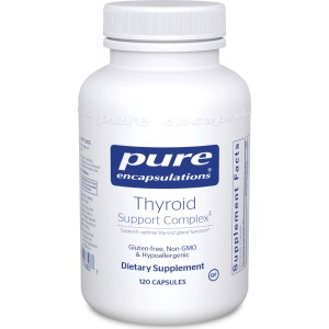 Pure Encapsulations Thyroid Support Complex front v2