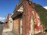 Burlington vacant storefront