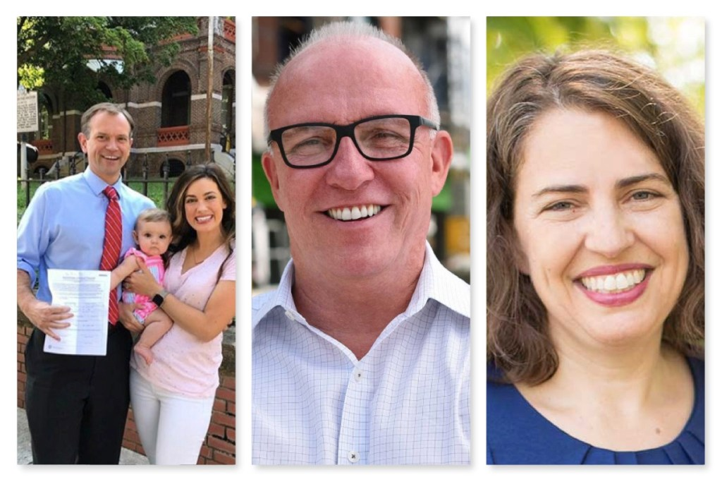 Knoxville mayoral candidates