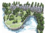 Post Oak Bend rendering