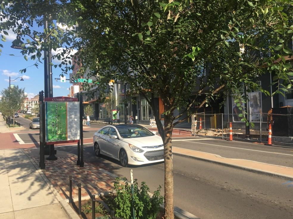 Cumberland Avenue
