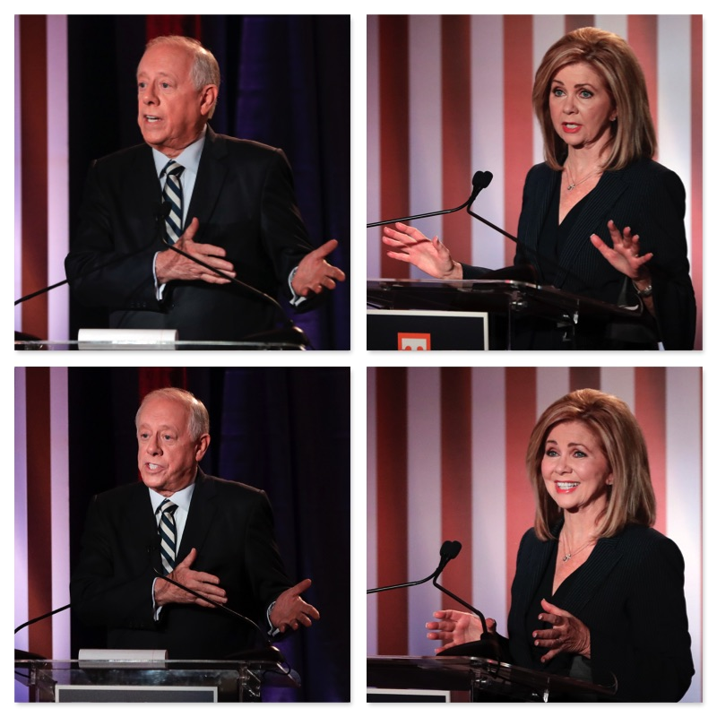blackburn bredesen debate