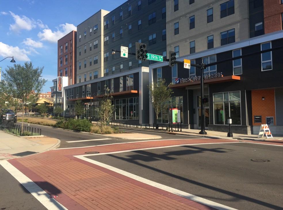 Cumberland Avenue crosswalk