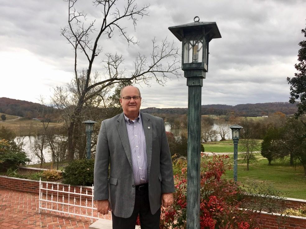 Tommy Smith, president of Johnson University