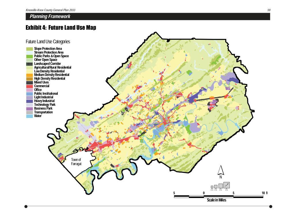 Knox County General Plan 2003