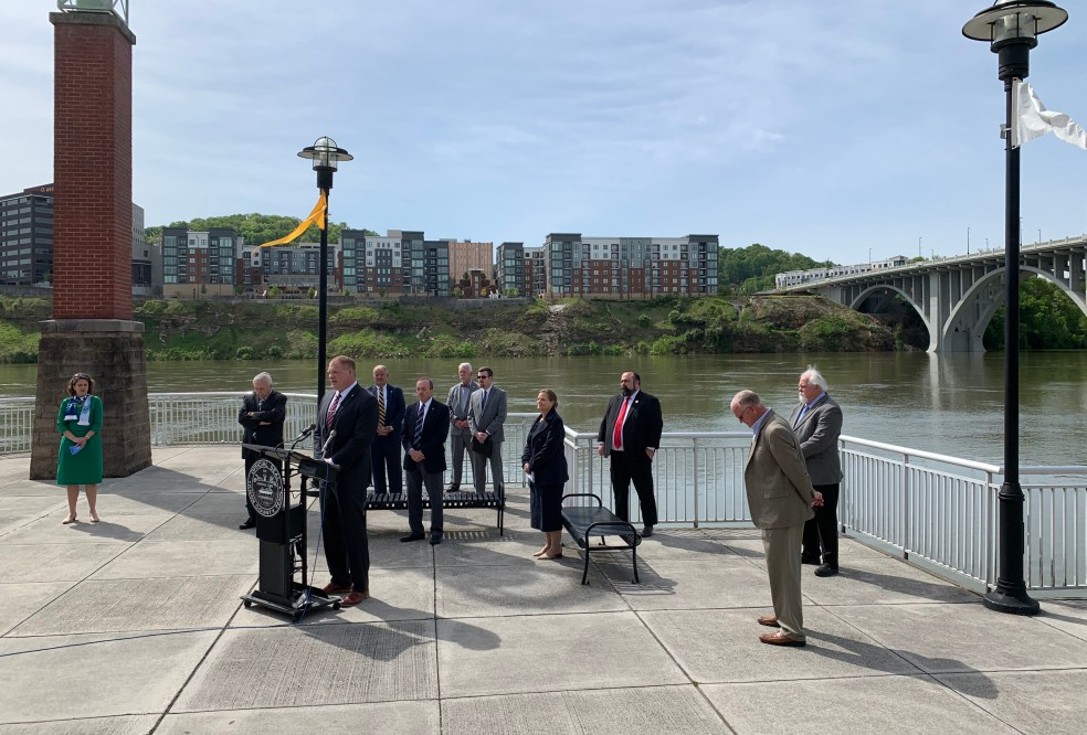 Mayors press conference