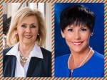 Patti Bounds and Michele Carringer