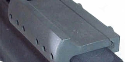 Flat Top Rear Sight Base for Match Rifle Sights.