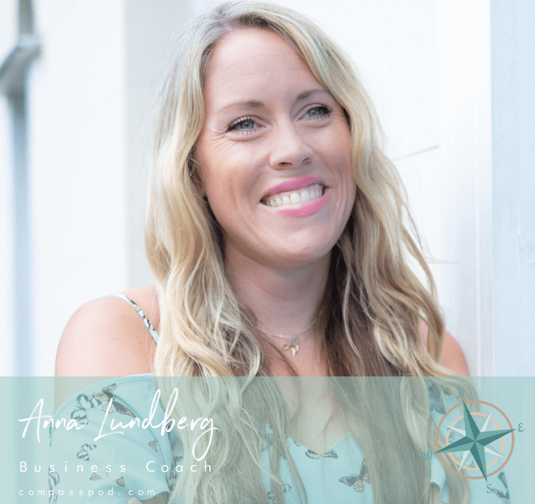 Anna Lundberg, Success Coach
