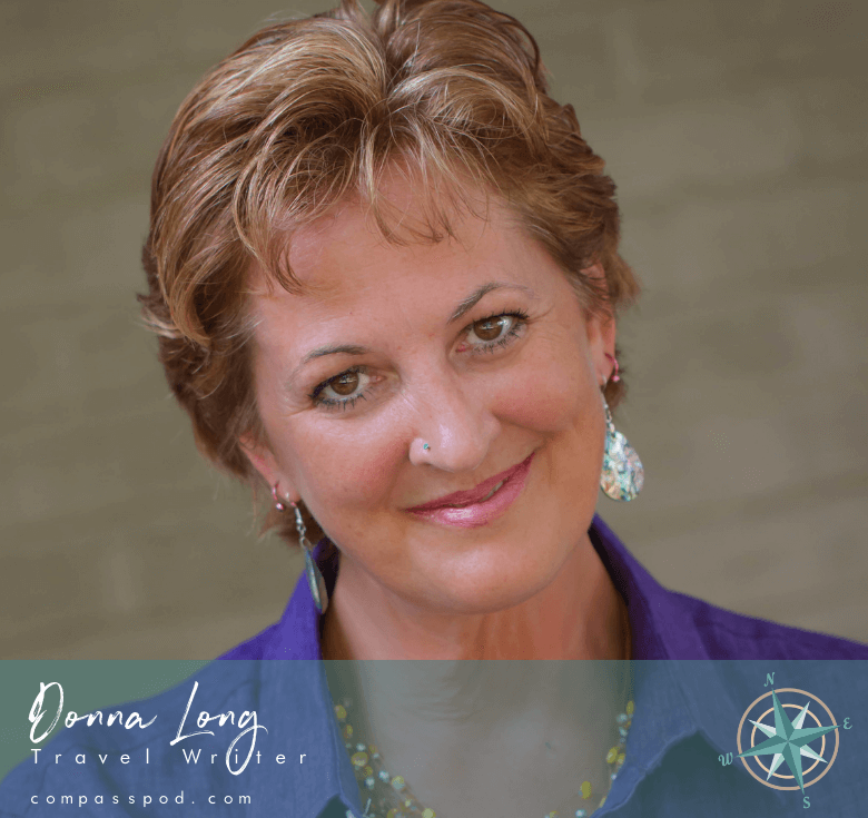 Donna Long, Travel Writer