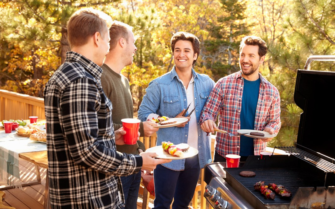 Getting Men Together and Talking