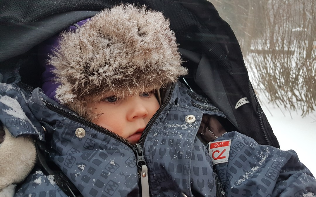 Dressing your baby for the Finnish winter