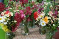 A boquet of flowers