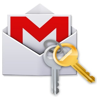 Gmail-де пароль