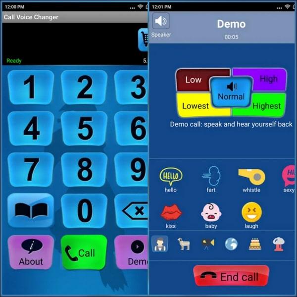 Εφαρμογές iOS φωνητικών αντικαταστάσεων