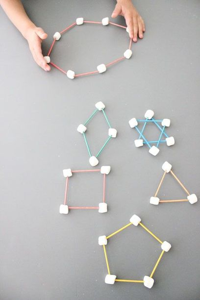 Triangle Cube Activity Infantino