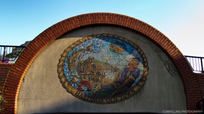 Hastings Underpass Mosaic 2