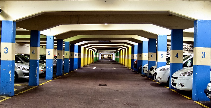 Hastings Underground Car Park