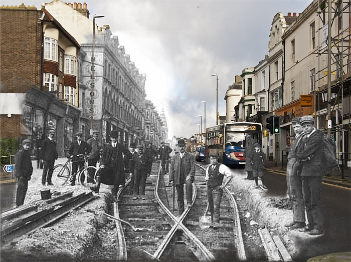 Ghosts of Hastings Tramways
