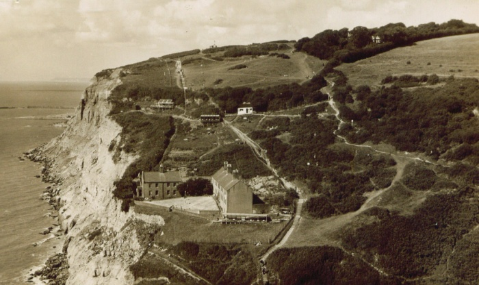 Ecclesbourne Glen Coastguard Cottages