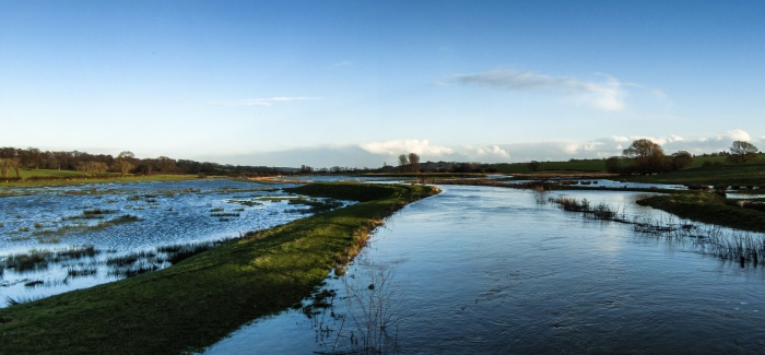 Flooding River Brede