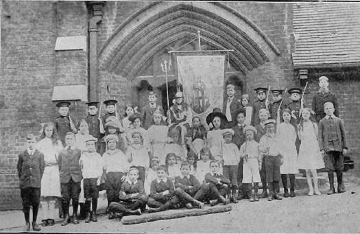 St Pauls Parish Hall Then
