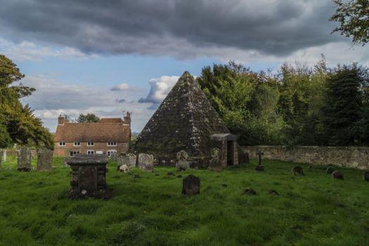 Pyramid Mausoleum