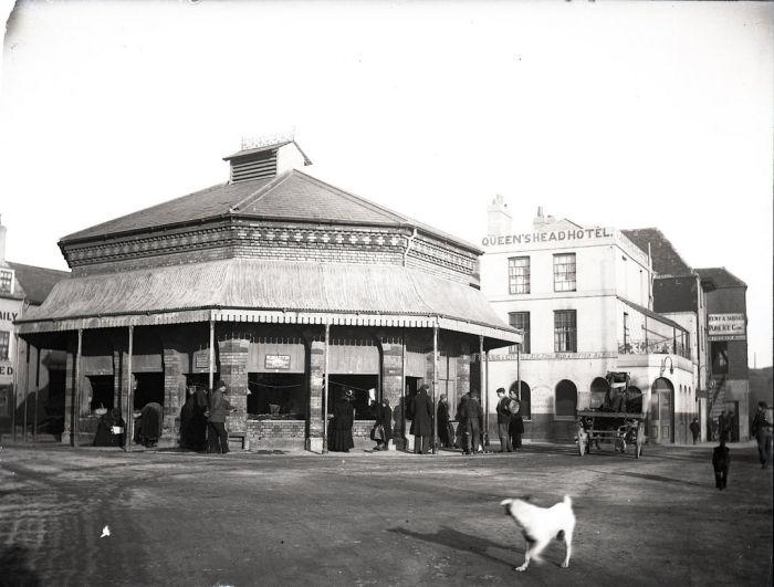 Old Hastings Fishmarket