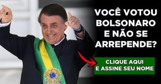 Eu Apoio o Presidente Bolsonaro