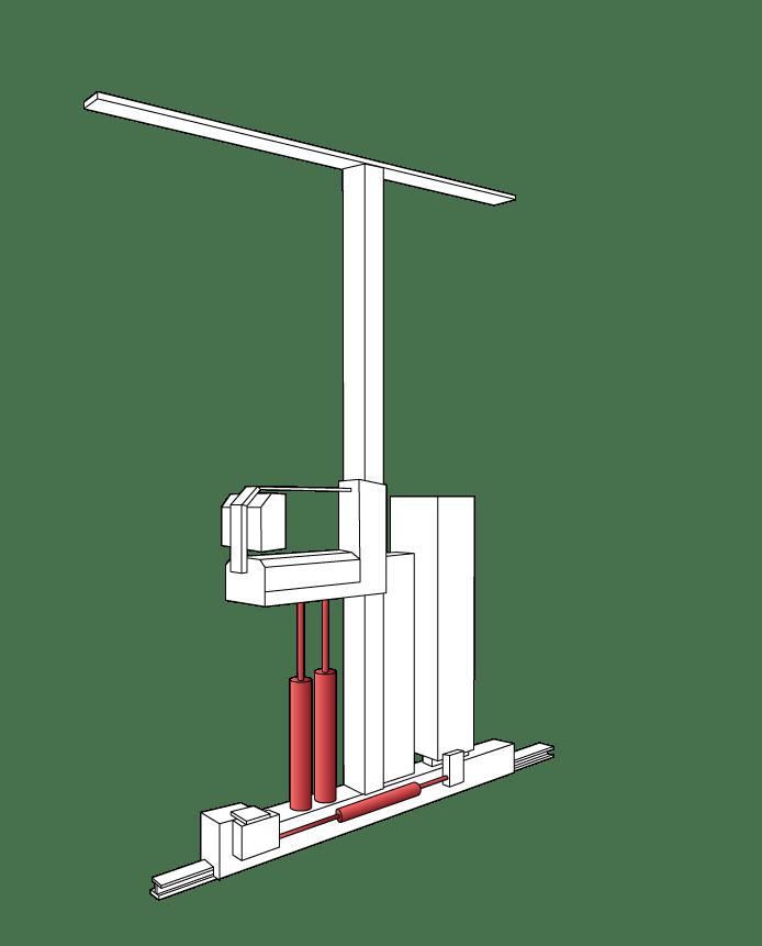 Automatisierte Fördertechnik – Regalbediengeräte