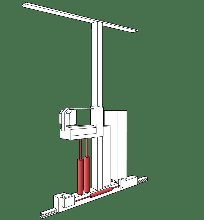 Stacker Crane Shock Absorber