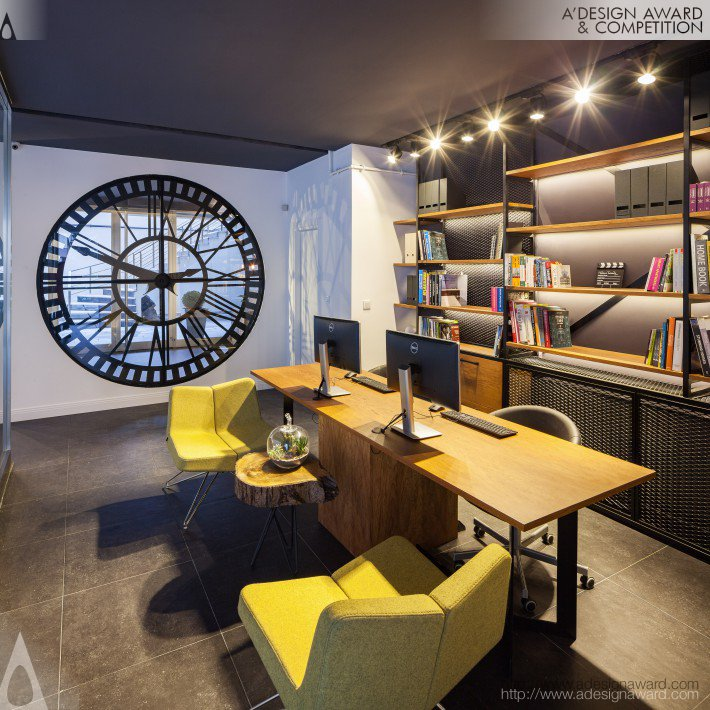 A  Design Award and Competition   Marvel Interior Design Office     Marvel Interior Design Office by Eda Yukseker