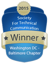 2015 Competition Winner badge