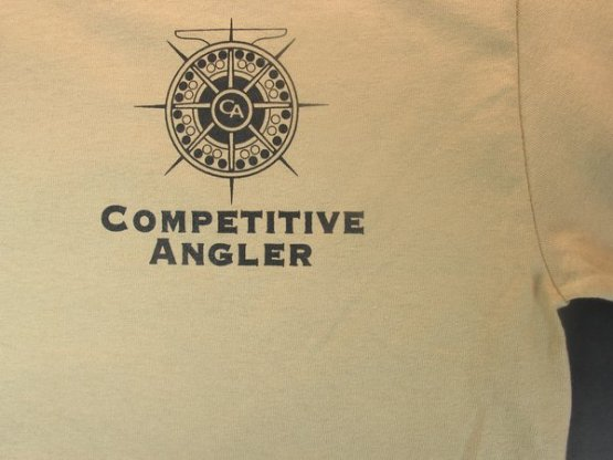 Competitive Angler Logo Shirts