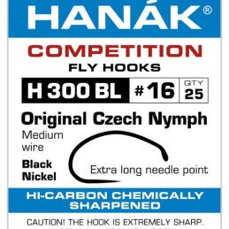 Hanak H 300 BL Scud/Grub/Czech Nymph Hook