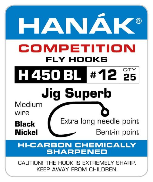 Hanak H 450 BL Jig Superb Hook