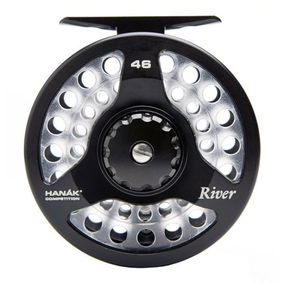 Hanak River 46 Fly Reel (4-6wt)