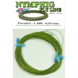 Hends Nymphing Fly Line (0.58mm)