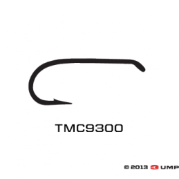 Tiemco 9300 Heavy Dry/Wet Fly Hook