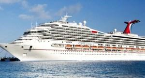 Glory Cruise for Spring Break