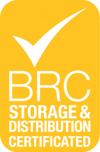 BRC S&D Certificated-Col500