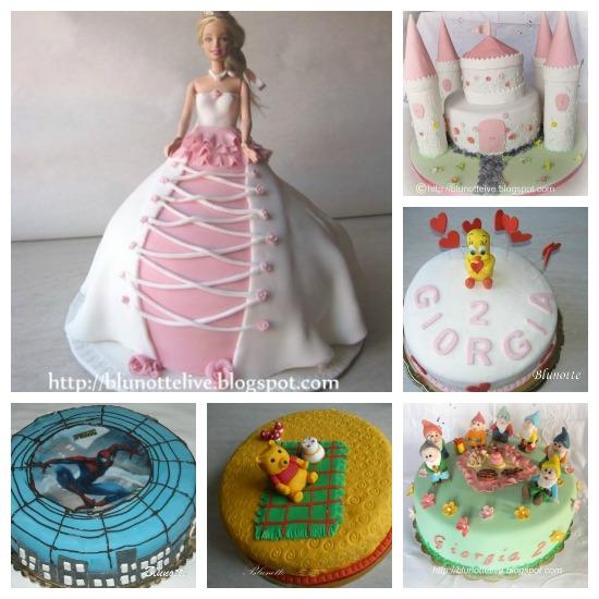 Idee Per Decorare Le Torte Di Compleanno Feste E Compleanni