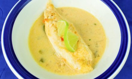 Moqueca – Brazilian Fish Stew