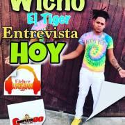 """""""WICHO EL TIGER"""" ESTE VIERNES LLEGA A """"FIEBRE URBANA"""""""