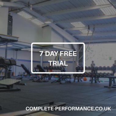 7 day trial basingstoke gym