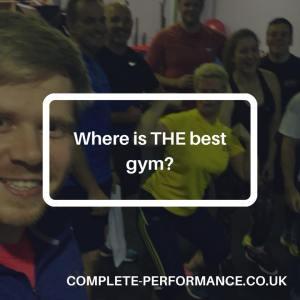 Best gym in basingstoke