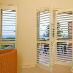 Plantation Shutters For Sliding Doors At Home Complete Blinds