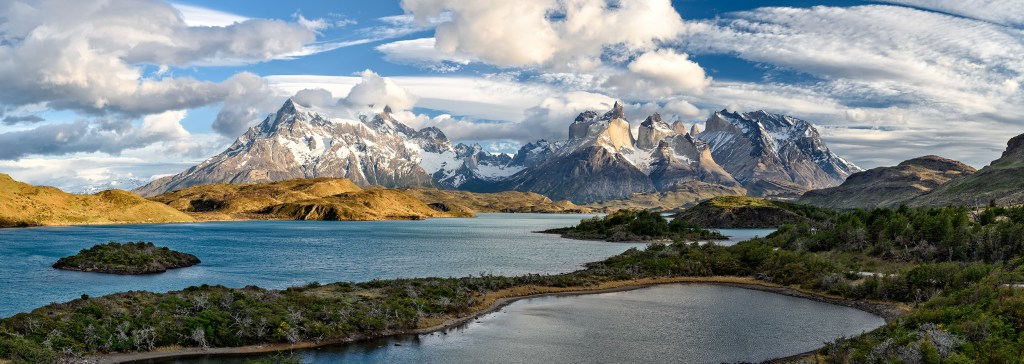 Panorama ebook: Patagonia pano