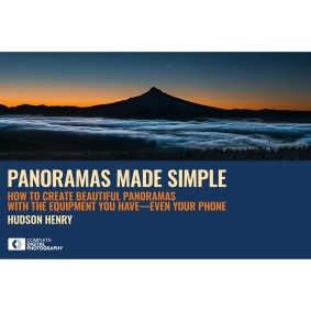 Panorama ebook: Cover